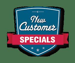 New Customer Sign Up