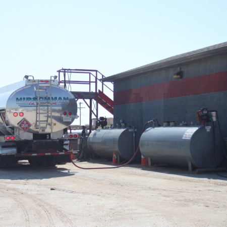 Commericial fuel tanks