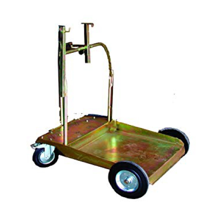 Cart for 55 gallon drums