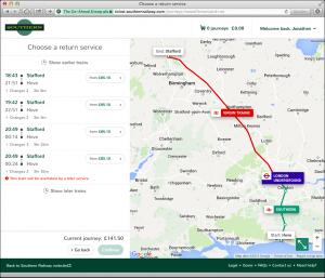 Southern Railway Screenshot