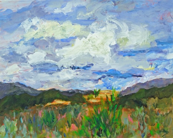 Landscape Paintings Hirsh Studio