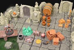 Cavern Accessories