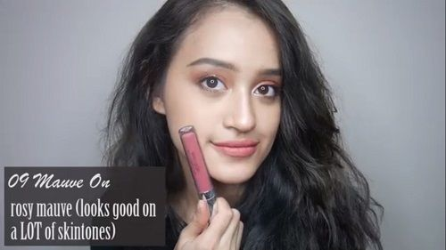 Wardah Lip Cream No 9