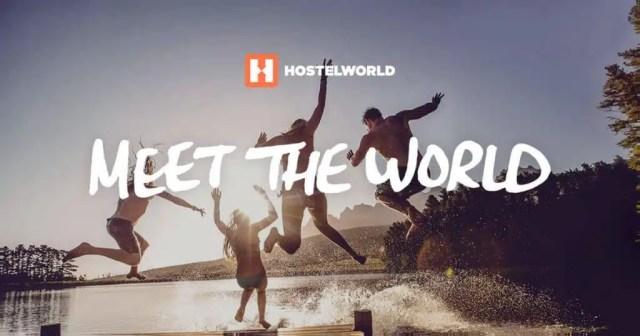 Resultado de imagem para hostelworld