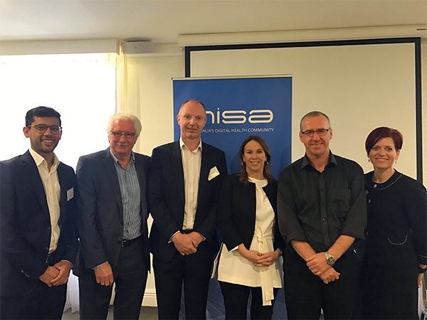 HISA Breakfasts kick off with Datacom for 2017