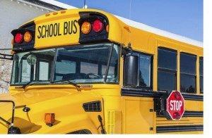 Shiny School Bus