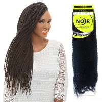 Natural Hair Extensions : Human Hair Wigs : Kinky Twist ...