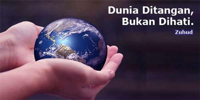Mengutamakan Akhirat dan zuhud terhadap dunia