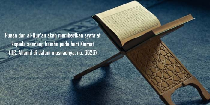 Mendambakan Syafa'at al-Qur'an