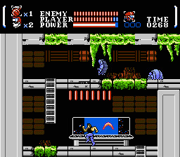 Power Blade NES Level