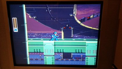 Mega Man X - Screenshot - Composite