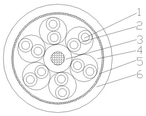 Communication Wire Diagram