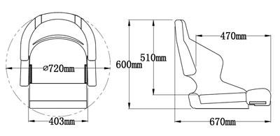 Marine Yacht Seat Supplier, China Marine Chair