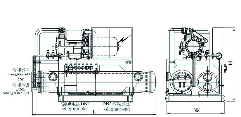 CLS Marine Water Chiller Supplier, China Marine Air