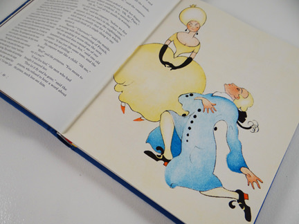 The Swineherd illustration from TASCHEN's Hans Christian Andersen Fairy Tales
