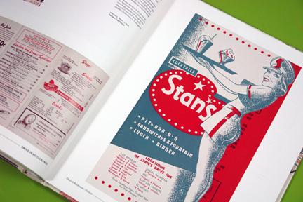 Stan's menu