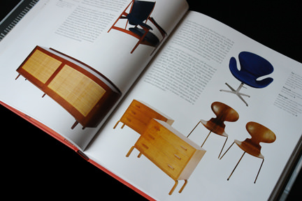 "Arne Jacobsen ""Ant"" and ""Swan"" chairs"