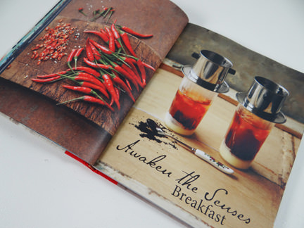 "breakfast chapter from ""My Vietnamese Kitchen"" cookery book"