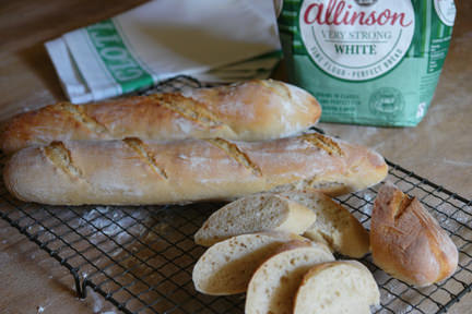 Baguette Bakes And Cakes