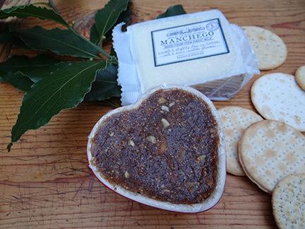 Cakes & Bakes: Pan de Higo