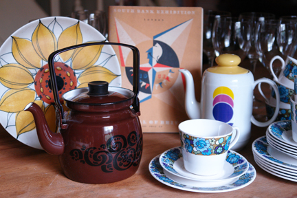 Collection of items picked up at Todmorden fleamarket