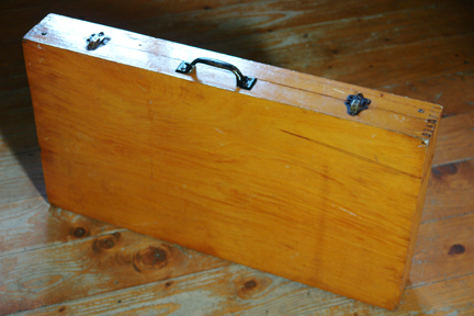 carry case for vintage picnic table & chair set from a selection of vintage items sourced in August 2011