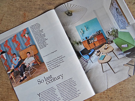 'So Last Century' article in Stella Magazine from 29 March 2015