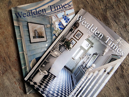 February 2014 edition of the Wealden Times magazine