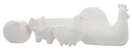 Aldo Londi Arkitectura Animal Range available from Heals