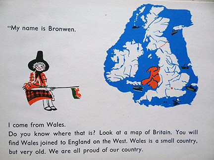Bronwen from Wales