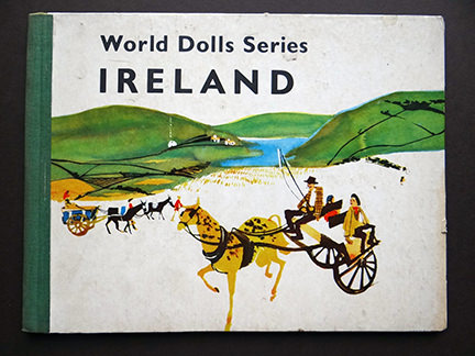 World Dolls Series: Ireland book front cover
