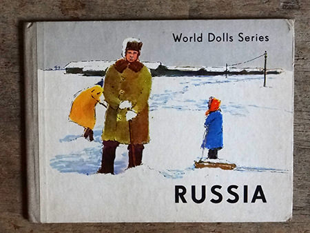 World Dolls Series - Russia book cover