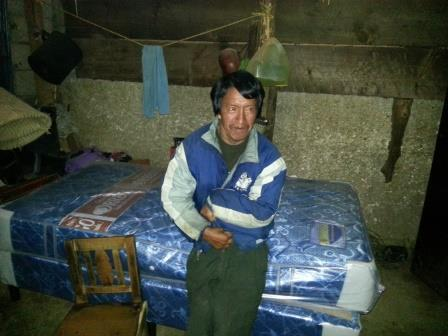 Helping Provide Comfort in Guatemala