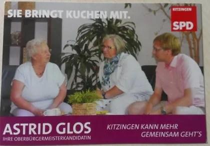 SPD-Kuchen