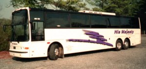 1993 VanHool - His Majesty Coach Charter Bus