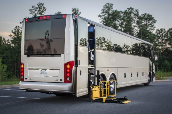ADA Accessible Coach