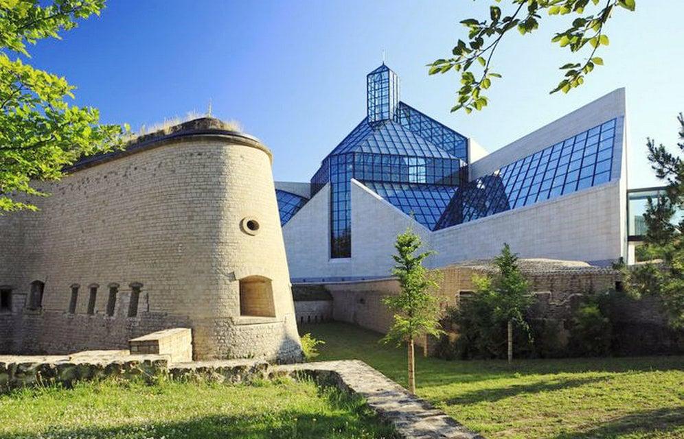 Museo de Arte Moderno Grand-Duc Jean, Luxemburgo   HiSoUR Arte ...