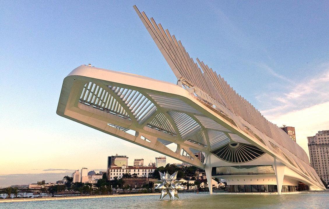 Museu do Amanhã, Rio de Janeiro, Brasil | HiSoUR Arte Cultura Exposição