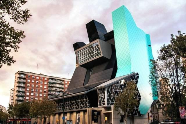 Iaacc Pablo Serrano Museum Zaragoza Spain Hisour Hi So