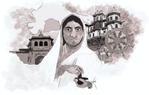 Queen Ahilyabai Holkar, by Zubaan