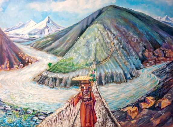 Travels of Xuanzang Ten Thousand Miles Along the Silk Road and Indian Subcontinent Xuanzang Memorial