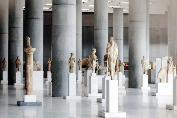 The Archaic Acropolis Gallery, Acropolis Museum