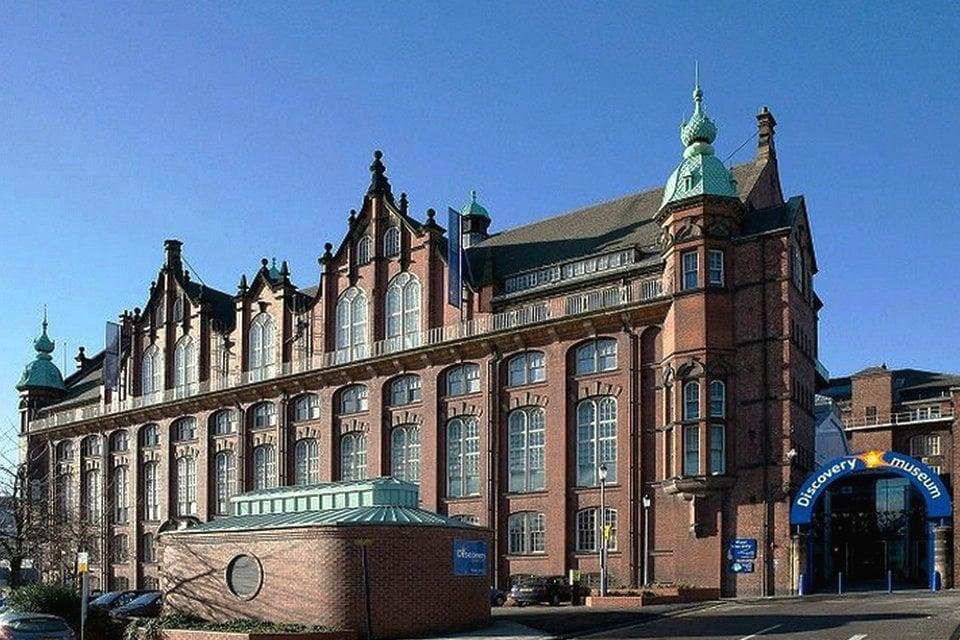 Discovery Museum, Newcastle upon Tyne, United Kingdom ...