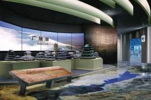 Guangling tide, Yangzhou city story, Yangzhou Museum