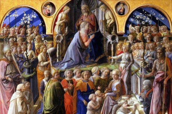 Halls of the early Renaissance, Uffizi Gallery
