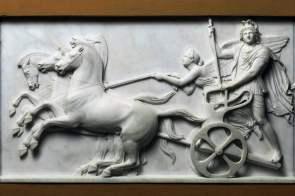 In praise of power, Thorvaldsens Museum