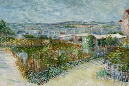 Van Gogh in 1886-1888, from dark to light, Van Gogh Museum