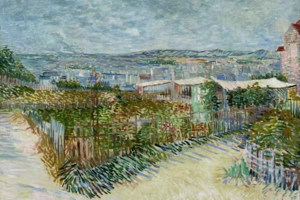 Van Gogh in 1886-1888, from dark to light, Van Gogh Museum