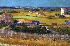 Van Gogh in 1888-1889, artistic breakthrough, Van Gogh Museum