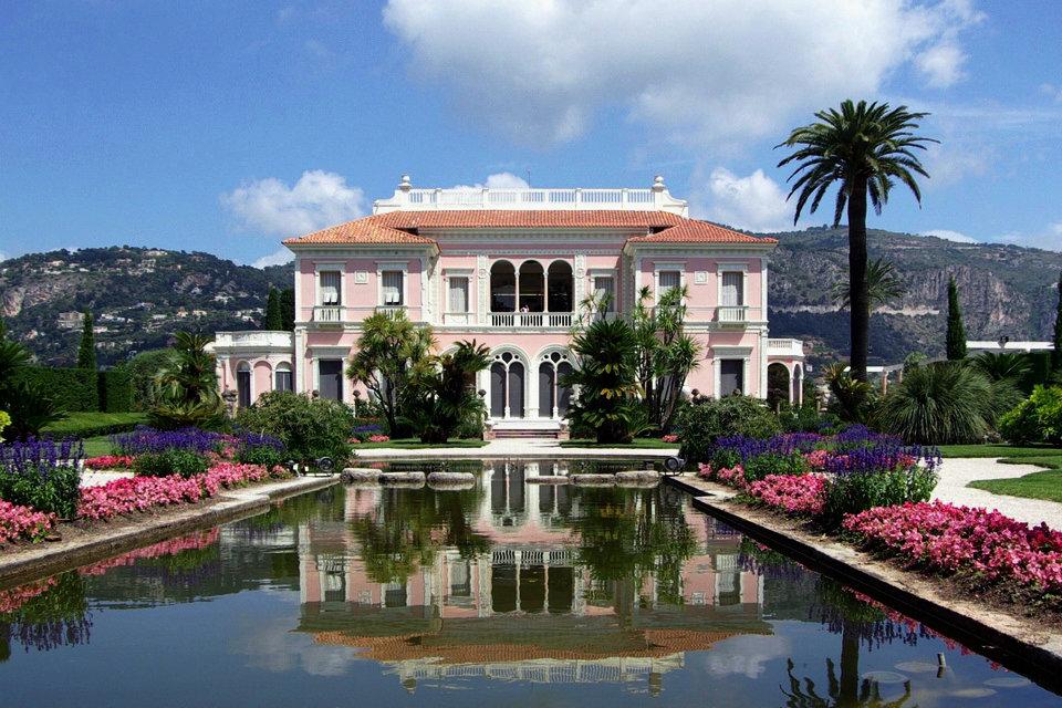 Villa Ephrussi de Rothschild, Saint-Jean-Cap-Ferrat ...